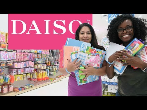 New DAISO Haul & Shop With Me