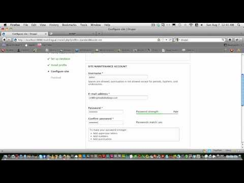 HOW TO CREATE A MULTILINGUAL SITE ON DRUPAL7 PART-1 thumbnail