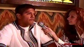 Fernando Vargas Boxer With Positive Images Tisha Conteras Oxnard Film