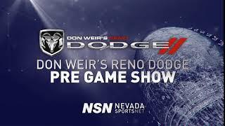 DW Reno Dodge Pre Game Show OPEN
