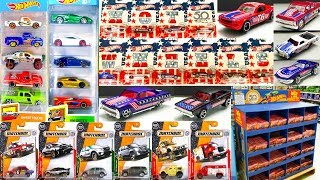 The new Hot Wheels Stars and Stripes series features ten awesome Am...