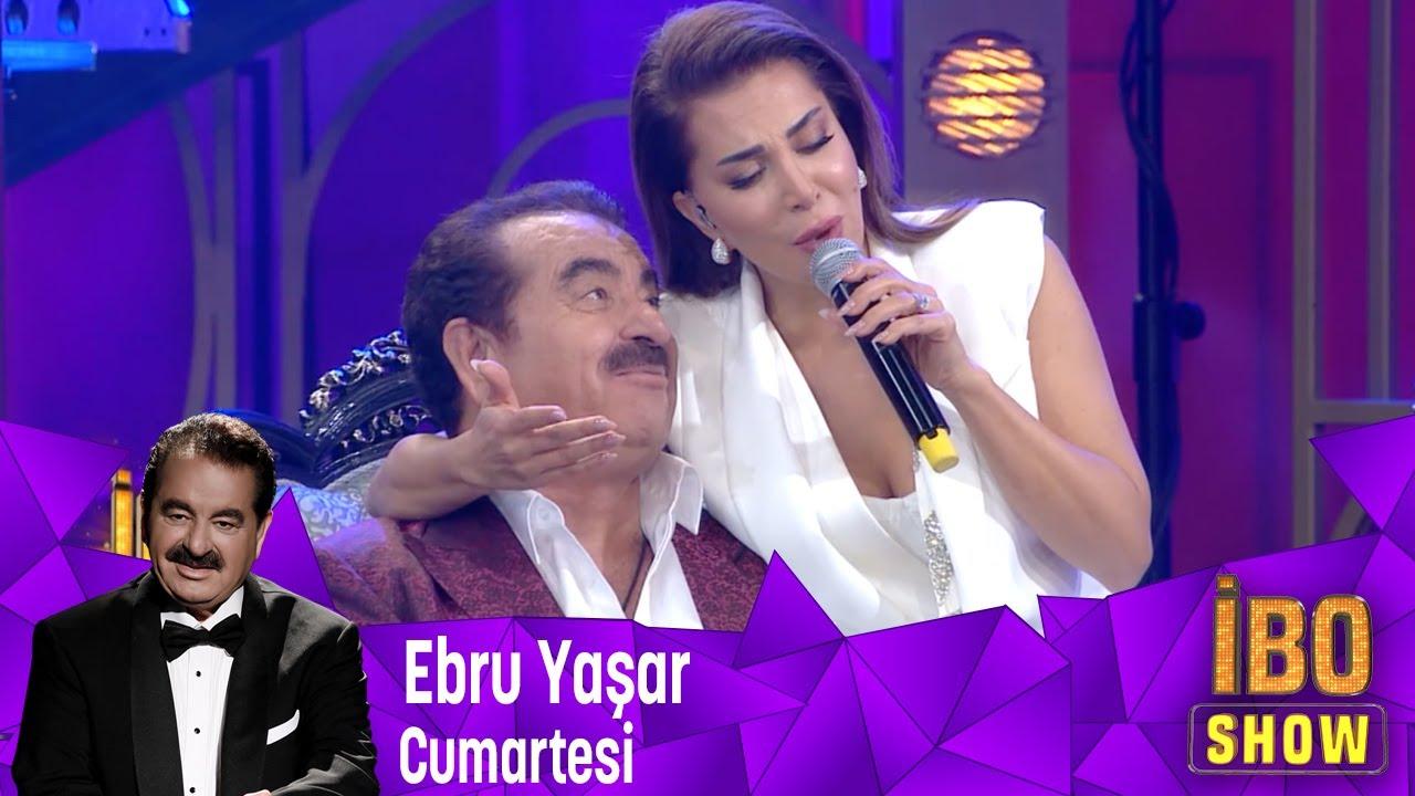 Download Ebru Yaşar sevilen şarkısı '' Cumartesi'' ni seslendiriyor
