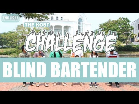 The Kost Challenge 3: BLIND BARTENDER