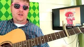 YG - Go Loko // easy guitar tutorial beginner lesson + tabs, chords // tyga, jon Z