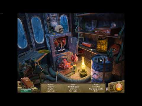 Mystery Masters: Psycho Train Deluxe, Walkthrough Chapter 5, 1080p/60FPS - PC (Steam).  
