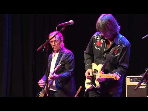 """MASTERS OF THE TELECASTER """"Big River"""" (Johnny Cash) Sellersville Theater 10-19-14 HD (1080p)"""