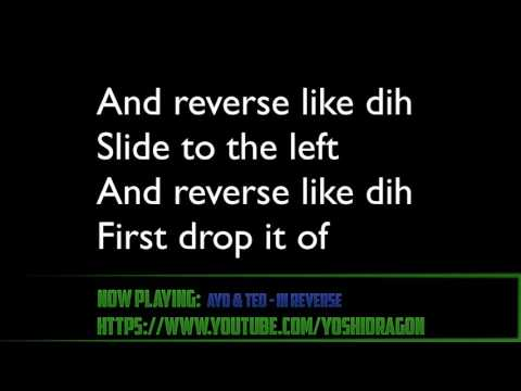 AYO & TEO - In Reverse #reverselikedihchallenge LYRICS