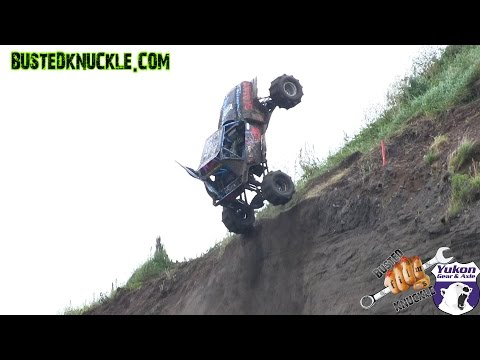 Formula offroad iceland vertical climb