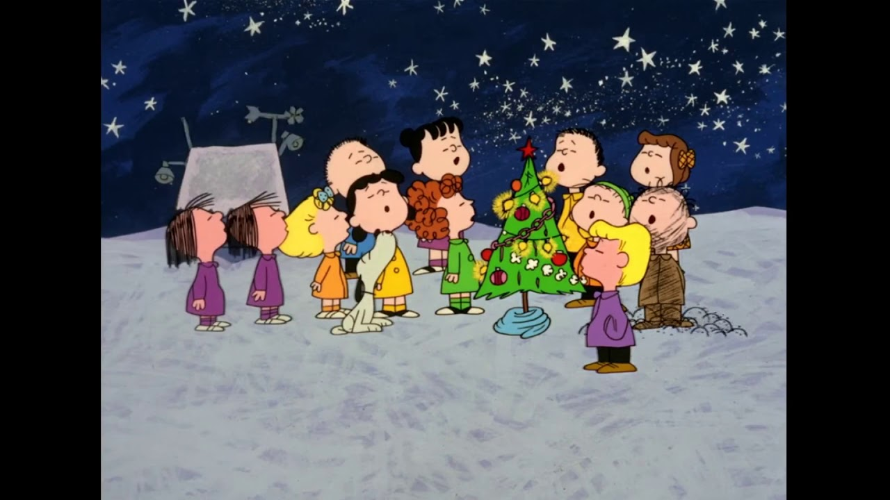 the christmas cards christmas time is here a charlie brown christmas