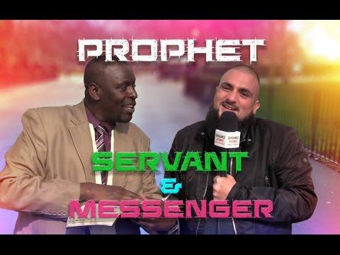 Speakers Corner !! Br Muhammad vs Xtian Missionary John (Prophet, Servant & Messenger)