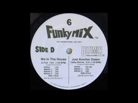 JJ Fad – We In The House (Funkymix 6) 1991