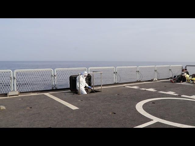 Marina Militare per Oraquadra. La Nave Comandante Foscari salva 49 persone a largo di Tripoli – 2