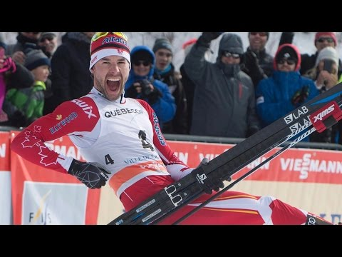 Alex Harvey Wins Men's World Cup Sprint Final In Quebec City