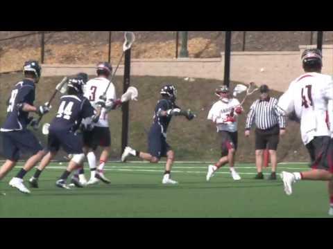 Colin Burke - Fairfield Lacrosse #42