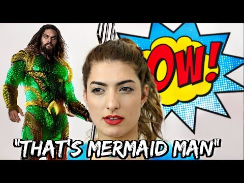 Girlfriend Guesses Superhero Names [Feat. RCLBeauty101]