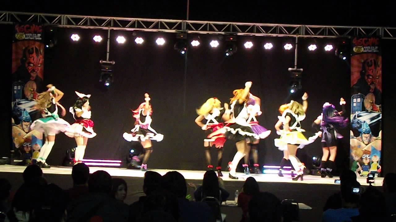 Download Love Live! School Idol Project - No Brand Girls [CJMC 46]
