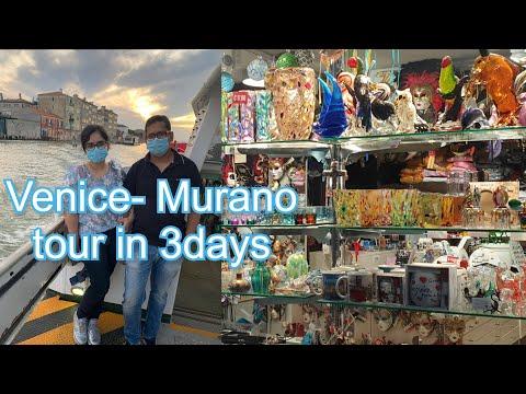 VENICE: Murano Island