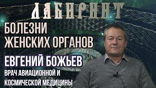 ЛАБИРИНТ   Болезни женских органов   Евгений Божьев