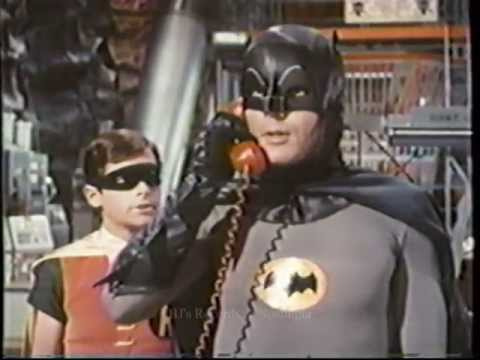 ABC PROMOTIONAL FILM. 1966 Season. 7 Nights To Remember.   Hosted by Adam West