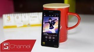 schannel trn tay sony walkman f885 cellphones
