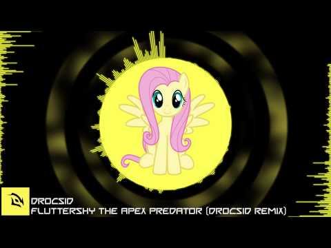 [Drumstep] Panic : Fluttershy the Apex Predator (Drocsid Remix)