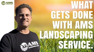 AMS Landscape Maintenance and Yard Cleanup Services Explained