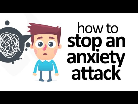 Anxiety Attack Relief: How To Stop An Anxiety Attack