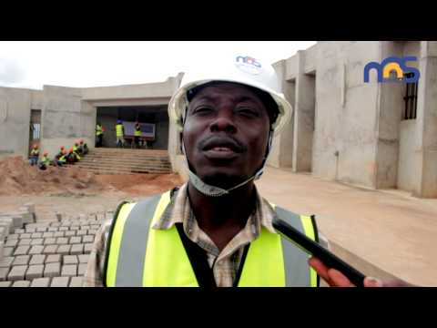Interview Idrissou Issifou, Chef des travaux MNS Group _ Prison Civile de Kpalimé