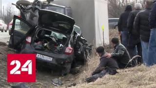 'Газель' против 'Рено': погибшие дети ехали на соревнования