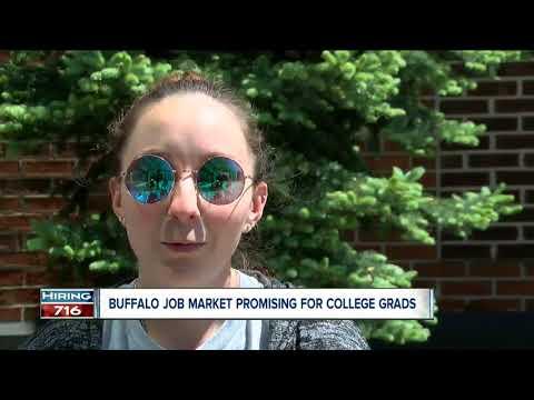 Job market promising for local college graduates