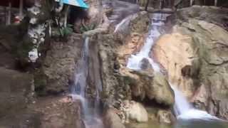 HINDAG-AN FALLS - St. Bernard, Southern Leyte