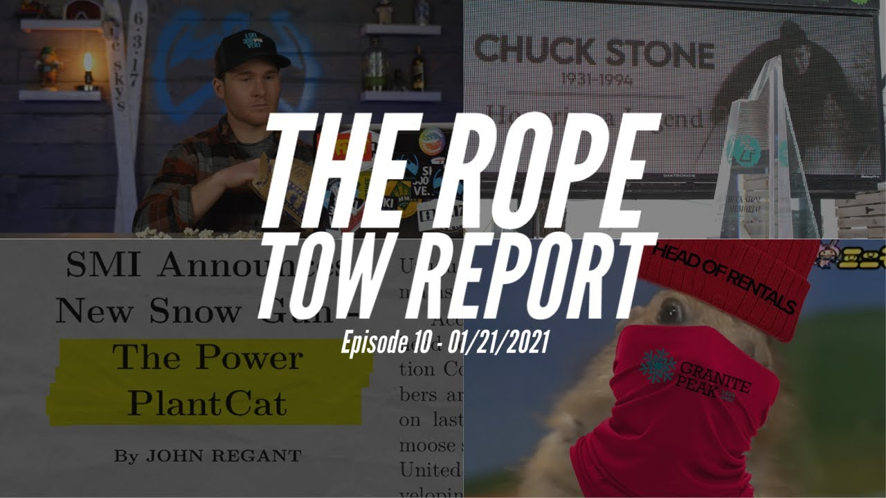 The Rope Tow Report - E10 - 1/21/2021