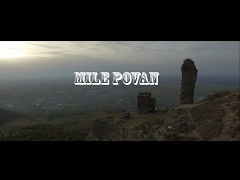 Mile Povan-Sunt un musafir in viata mea (Official video 2016)