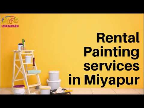 rental painting services in miyapur hyderabad