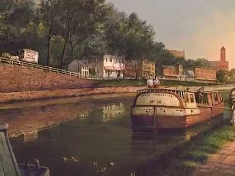 The Grand Old Ditch: Life Along Maryland's C&O Canal