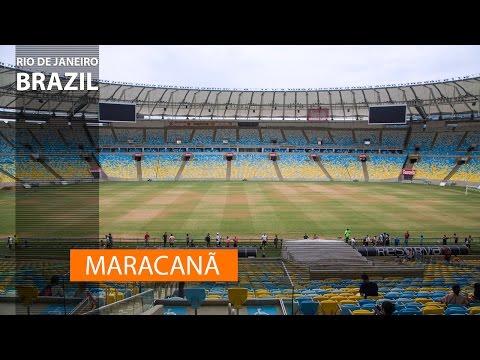 Brazil Olympics: Maracana Stadium