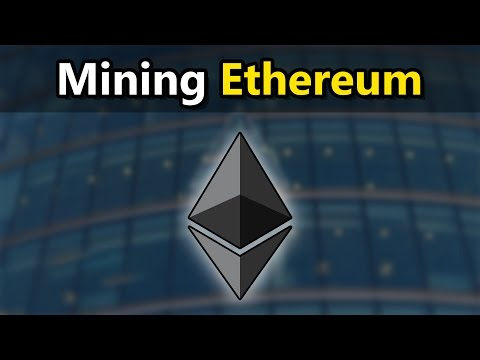How To Mine Ethereum On Windows