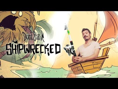 BU NEDİR YA! | Don't Starve Shipwrecked