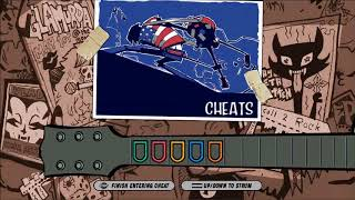 All Guitar Hero 3 Cheats/Codes