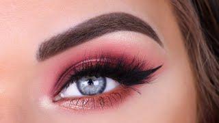 Sigma Beauty Cor-de-Rosa Palette | Eyeshadow Tutorial