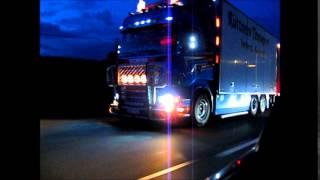 Ruttners transport AB Scania V8 580 Highline