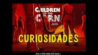 Curiosidades CHILDREN OF THE CORN (1984) Fritz Kiersch