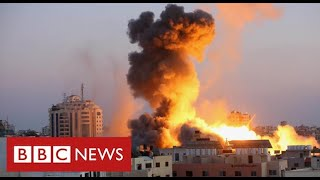 "UN chief warns of ""uncontainable crisis"" as 42 Palestinians killed in single day - BBC News"