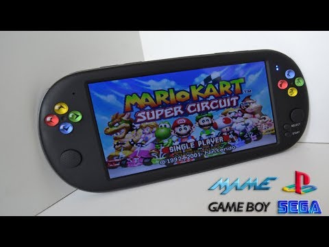 Retro Game Rs97 Ultimate All In 1 Retro Handheld Youtube
