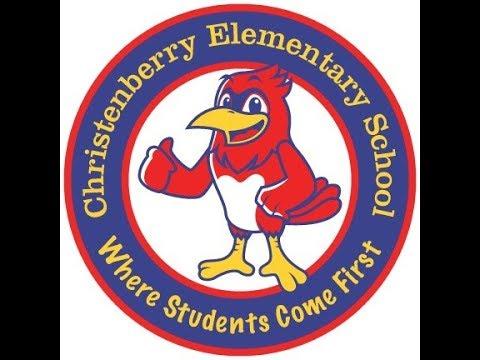 Teacher Appreciation Week at Christenberry Elementary School
