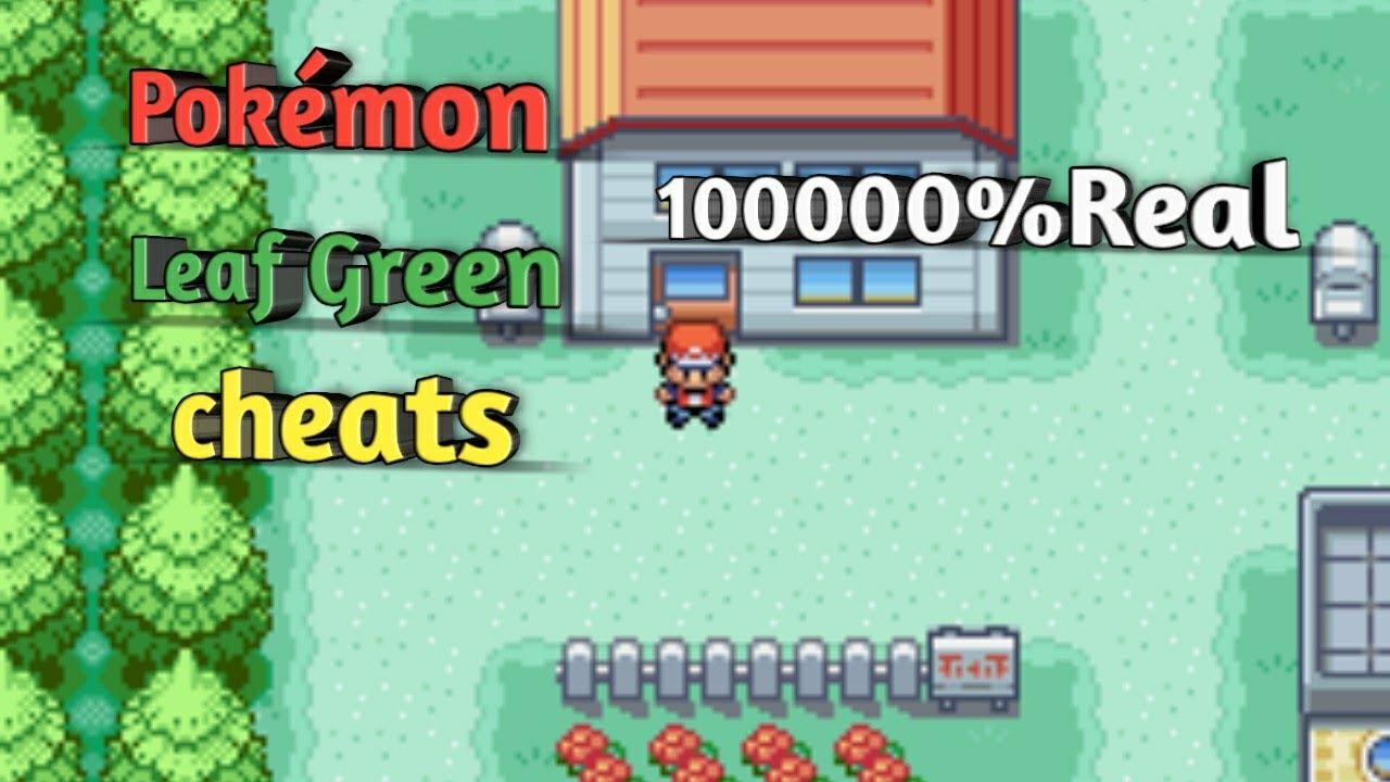 Pokemon Leaf Green Hack File Download