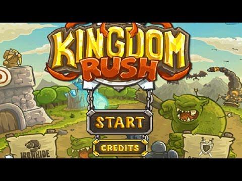 Kingdom Rush Android Gameplay -Part 1