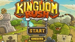 Kingdom Rush Android Gameplay -Part 1