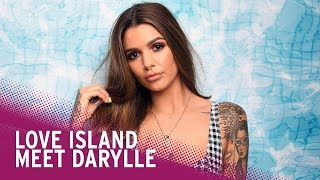 Love Island 2018 | Who is Darylle Sargeant?