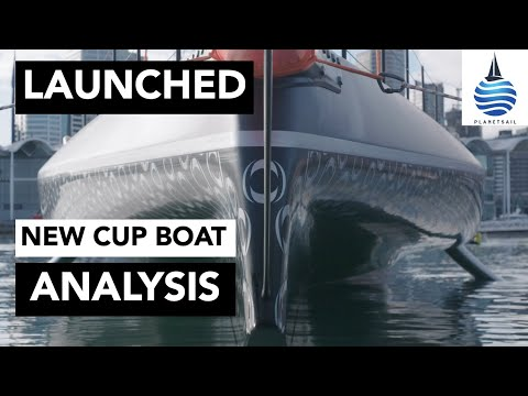 Latest America's Cup boats explained